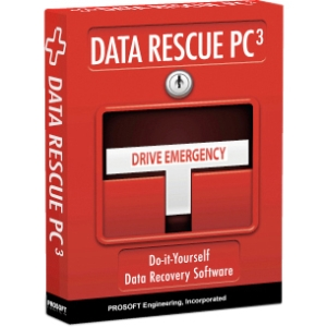 Prosoft Data Rescue PC v.3.0 - Complete Product - 1 User - Recovery - Standard Retail - PC