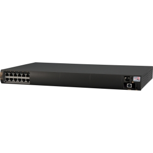 PowerDsine PD-9006G Power over Ethernet Midspan - 240 V AC Input - 55 V DC Output - 36 W, 450 W