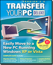 Transfer Your PC Deluxe 2.0