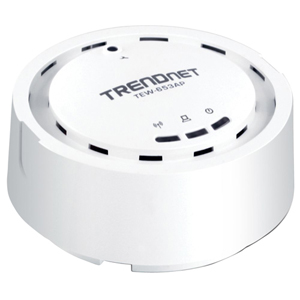TRENDnet 300Mbps Wireless N PoE Access Point - IEEE 802.11n (draft) 300Mbps - 1 x 10/100Base-TX PoE