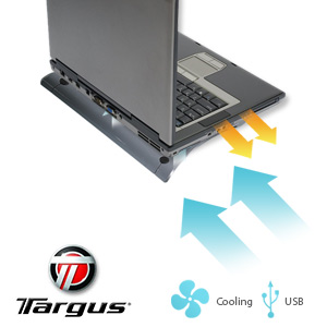 Targus Notebook Cooling Chill Mat - AWE01103X