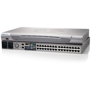 Raritan DKX2-864 Digital KVM Switch - 64 Computer(s) - 1 Local User(s) - 8 Remote User(s) - 2 x Network (RJ-45)PS/2 Port - 4 x USB - Rack-mountable