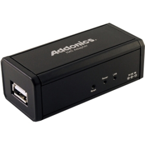 Addonics NASU2 Network Storage Adapter - Fast Ethernet - 1 x Storage Device