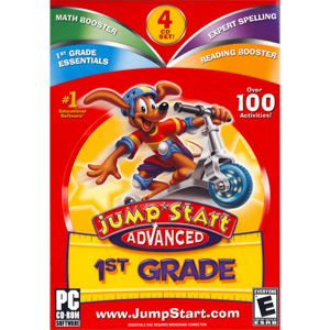 Jumpstart Advanced 1st Grade 3.0