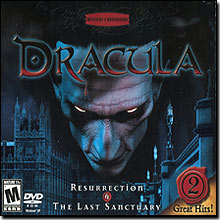 Dracula 1 &amp; 2: Resurrection &amp; Last Sanctuary
