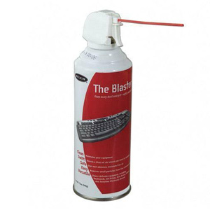 Belkin Blaster Canned Air 12 oz - Cleaning Spray