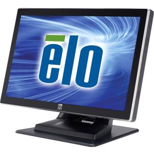 "Elo 1519L 15"" LCD Touchscreen Monitor - 16:9 - 8 ms - Surface Acoustic Wave - 1366 x 768 - 16.7 Million Colors - 500:1 - 250 Nit - USB - VGA - Black - 3 Year"