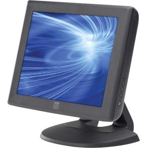 "Elo 1000 Series 1215L Touch Screen Monitor - 12"" - 5-wire Resistive - Dark Gray"