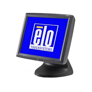 "Elo 3000 Series 1529L Touch Screen Monitor - 15"" - 5-wire Resistive - 1024 x 768 - 4:3 - Dark Gray"