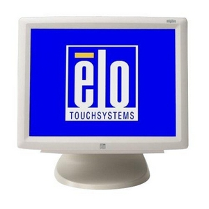 "Elo 3000 Series 1529L Touch Screen Monitor - 15"" - Surface Acoustic Wave - Beige"