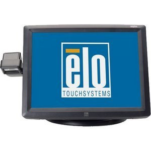 "Elo 1529L Touchscreen LCD Monitor - 15"" - Surface Acoustic Wave - 1024 x 768 - 4:3 - Gray"
