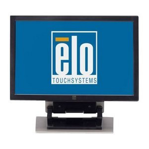 "Elo 1900L Desktop Touchscreen LCD Monitor - 19"" - Surface Acoustic Wave - 1680 x 1050 - 16:10 - Gray"