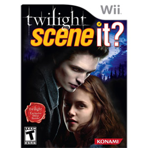 Scene It? Twilight (Nintendo Wii)