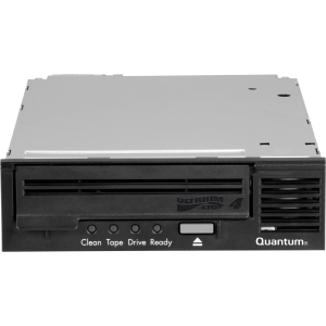 "Quantum TC-L42BX-EY-B LTO Ultrium 4 Tape Drive - 800 GB (Native)/1.60 TB (Compressed) - SCSI - 5.25"" Width - 1/2H Height"