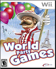 World Party Games (Nintendo Wii)