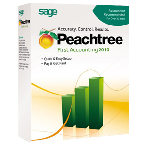 Peachtree First Accounting '10