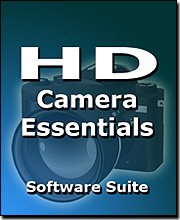 HD Camera Essentials Suite - PC Photo Editing