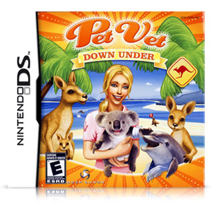 Pet Vet Down Under (Nintendo DS)