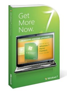 Microsoft Windows 7 Anytime Upgrade [Starter to Premium]
