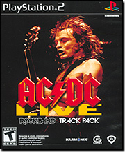AC/DC Live: Rock Band Track Pack (Playstation 2)