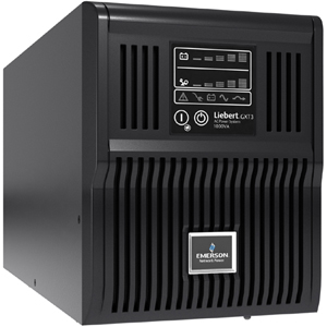 Liebert GXT3-1000MT120 1000VA Tower UPS - 1000VA/900W - 5 Minute Full Load - 6 x NEMA 5-15R