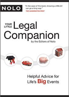 Your Little Legal Companion: Helpful Advice for Life's Big Events (Paperback)