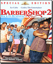Barbershop 2 Back in Business - Special Edition (DVD Movie)