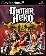Guitar Hero Aerosmith (Playstation 2)