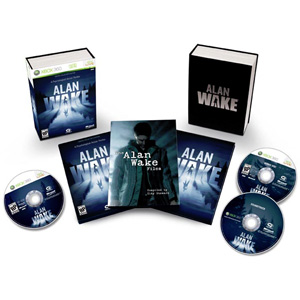 Alan Wake: Limited Edition (Xbox 360) (French Version)