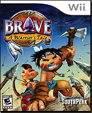 Brave: A Warrior's Tale (Nintendo Wii)