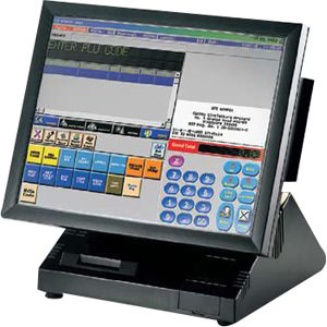 Partner Tech 6910 1XP-MSR POS Terminal - Intel Celeron M 1 GHz - 1 GB - 80 GB HDD SATA - Genuine Windows XP