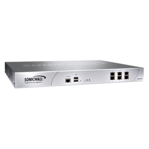 SonicWALL NSA 4500 Network Security Appliance - 6 Port