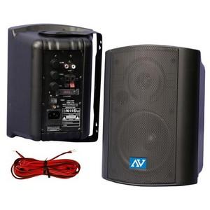 Image of AmpliVox S1232 2.0 Speaker System - 20 Hz - 20 kHz