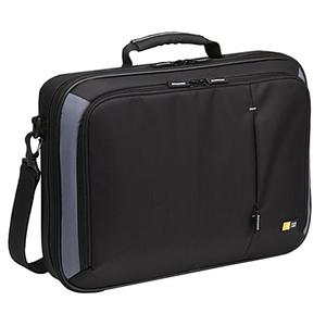 "Case Logic VNC-218 Notebook Case - Dobby Nylon - Black 17"" to 18.4"" Screen Support - 14.25"" x 19.25"" x 4"""