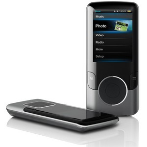 "Coby MP707 4 GB Red Flash Portable Media Player - Audio Player, Video Player, Photo Viewer, FM Tuner - 2"" Active Matrix TFT Color LCD - 11 Hour Audio"
