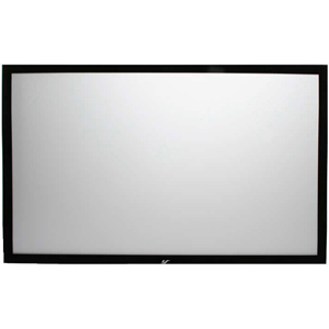 "Elite Screens SableFrame ER92WH1 Projection Screen - Fixed Frame - 45"" x 79.9"" - CineWhite - 92"" Diagonal - 16:9 - Wall Mount"