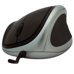 Goldtouch Ergonomic Mouse Right Hand USB Corded by Ergoguys - Optical - USB - 3 x Button