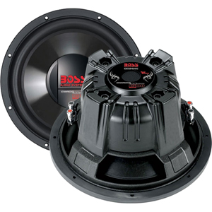 Boss CX104DVC Woofer - 600 W RMS - 4 Ohm - 10""