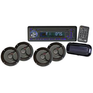 Pyle PLCD4MRKT Audio Accessory Kit