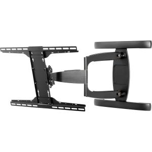 "Peerless-AV SA761PU Mounting Arm for Flat Panel Display - 37"" to 60"" Screen Support - 130.00 lb Load Capacity - Black"