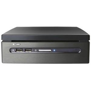 AOpen XC mini MP45-D Barebone System Intel GM45 Express - Socket P - Celeron, Pentium Dual-core, Core 2 Duo (Dual-core) - 1066 MHz, 800 MHz, 667 MHz Bus Speed -