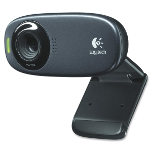 Logitech C310 Webcam - USB 2.0 - 1280 x 720 Video