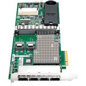 HP Smart Array P812 SAS RAID Controller - PCI Express x8 - Plug-in Card - RAID Supported - 0, 1, 1+0, 5, 6, 50, 60 RAID Level - 1 GB