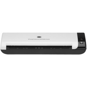HP Scanjet 1000 Sheetfed Scanner - 48-bit Color - 8-bit Grayscale - USB