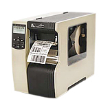Zebra 110Xi4 Direct Thermal/Thermal Transfer Printer - Monochrome - RFID Label Print - 14 in/s Mono - 203 dpi - Fast Ethernet - USB