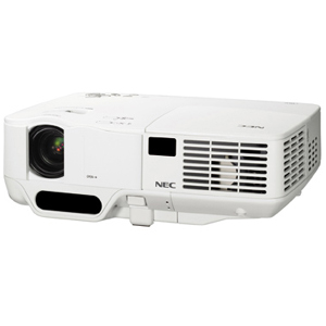 NEC Display NP43 DLP Projector with VUKUNET free CMS - F/2.2-2.34 - HDTV - 1080i - 1024 x 768 - XGA - 1600:1 - 2300 lm - 4:3 - VGA - 2 Year Warranty