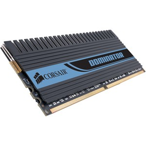 Corsair Dominator CMP4GX3M2A1600C9 4GB DDR3 SDRAM Memory Module - 4 GB (2 x 2 GB) - DDR3 SDRAM - 1600 MHz DDR3-1600/PC3-12800 - Non-ECC - Unbuffered - 240-pin DIMM