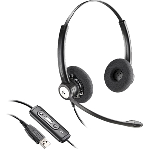 Plantronics Blackwire C620 Headset - Stereo - USB - Wired - Over-the-head - Binaural - Semi-open