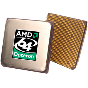 AMD Opteron 4130 2.60 GHz Processor - Quad-core 6400 MHz HT - 2 MB L2 - 6 MB L3 - Socket C32 OLGA-1207 - Box
