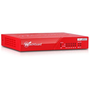 WatchGuard XTM 21-W and 3-yr Security Bundle - 6 Port - Wi-Fi IEEE 802.11n